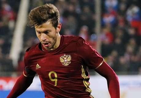 Russland siegt im Test gegen Ghana