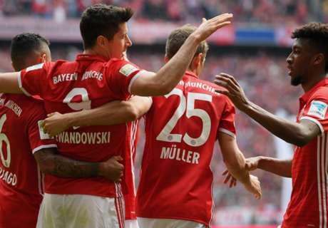 Bayern-Augsbourg 6-0, résumé de match