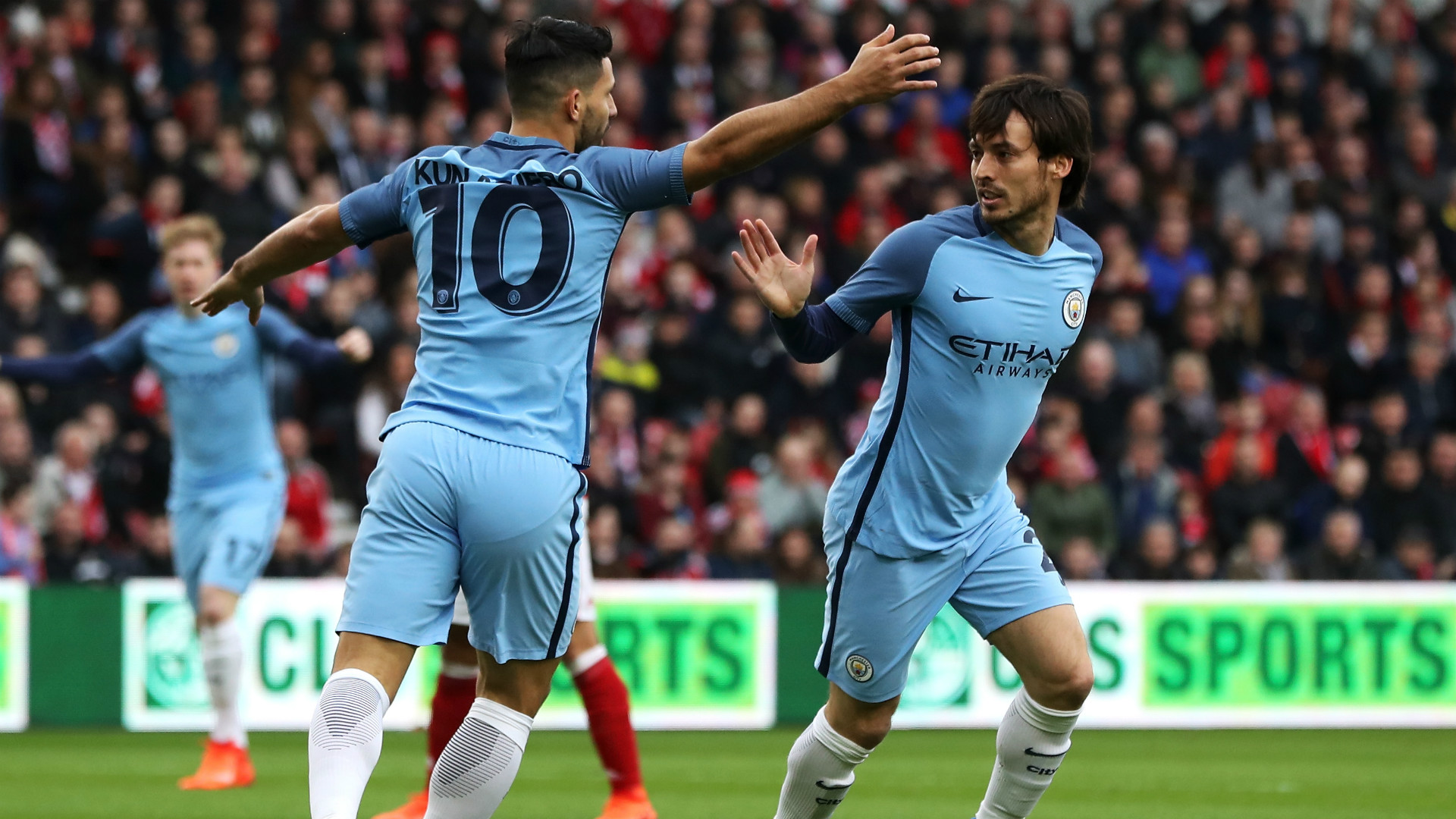 Manchester City im FA-Cup-Halbfinale
