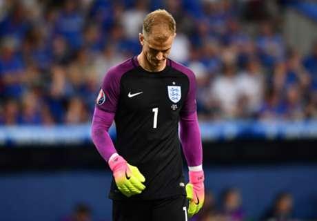 Inggris Tahan Imbang Slovenia, Hart: Ini Performa Terbaik Saya