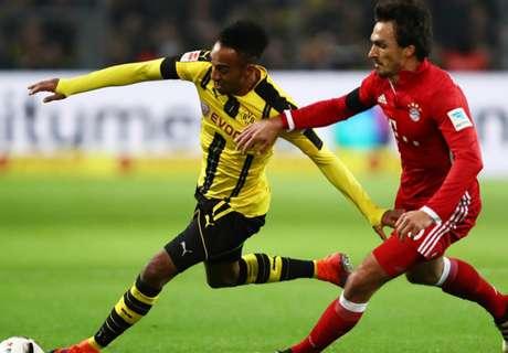 Bayern gegen Dortmund am 26. April