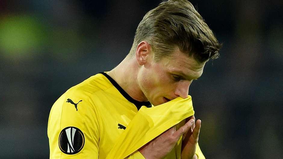 Lukasz Piszczek Borussia Dortmund Europa League 04072016