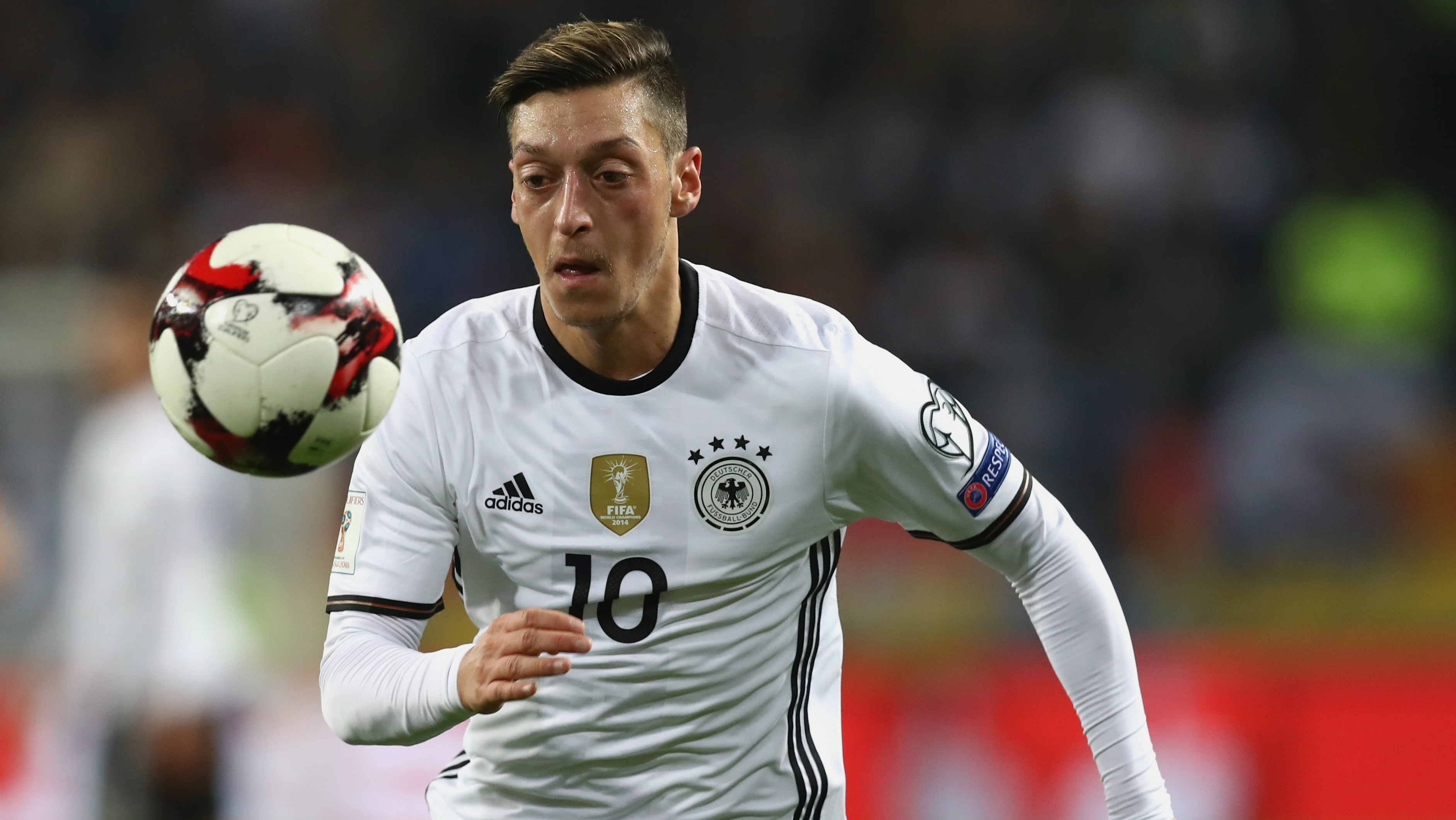 WM-Qualifikation 2018: Deutschland gegen Aserbaidschan