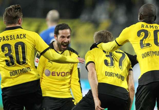 Dortmund élimine Tottenham et file en quarts de finale