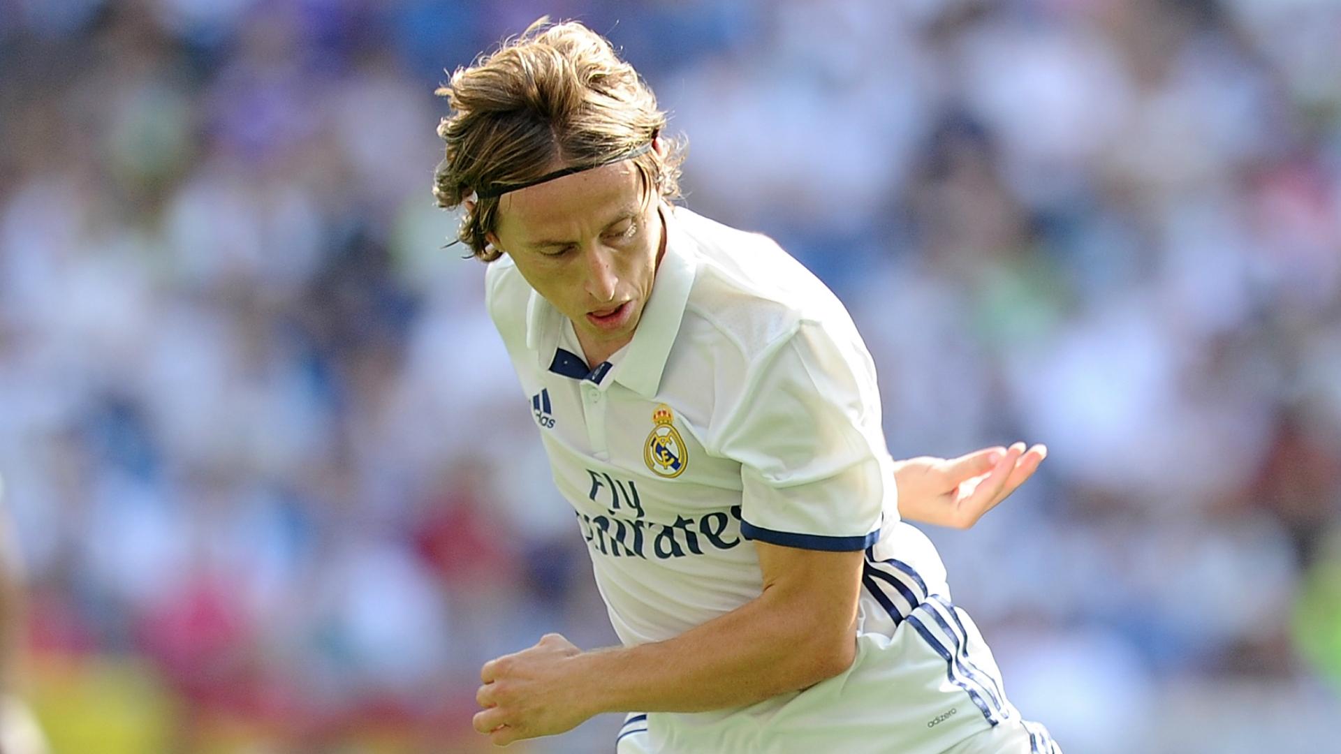 Luka Modric Real Madrid Osasuna La Liga - Goal.com