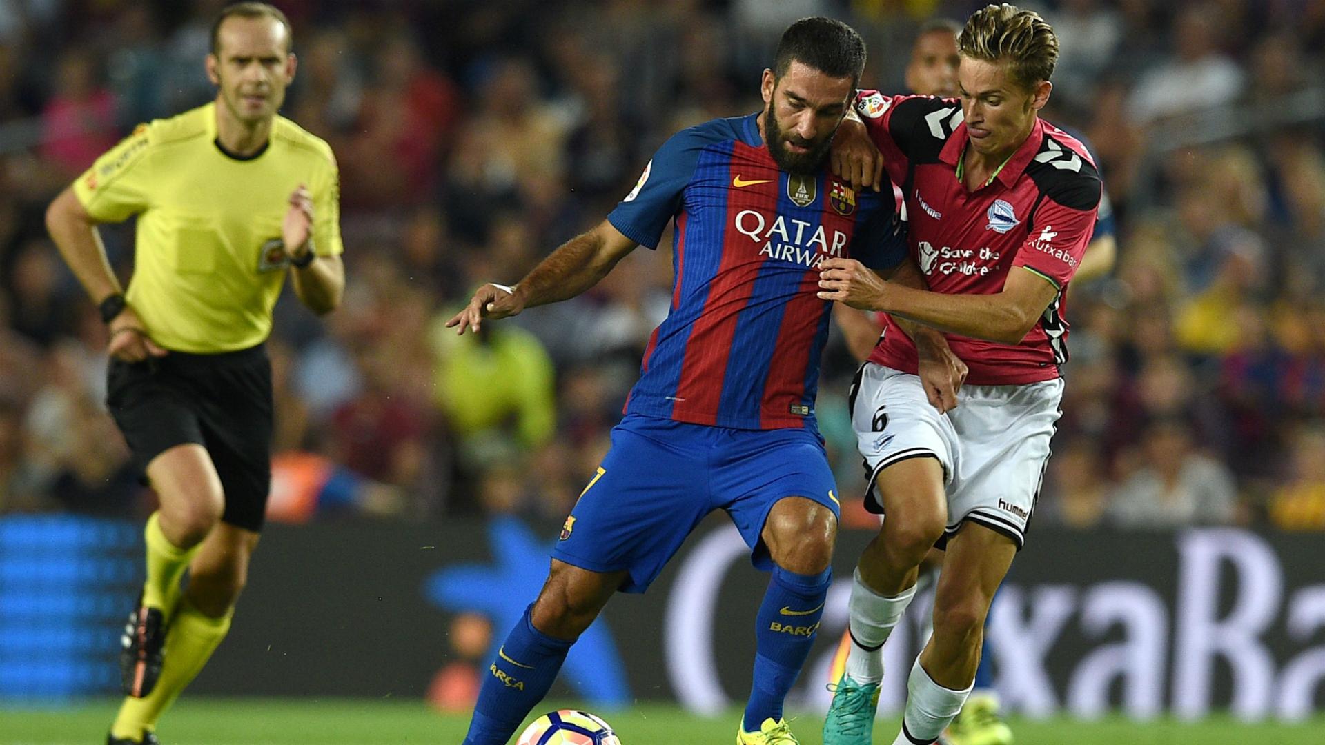 Recital de Messi y el Barcelona