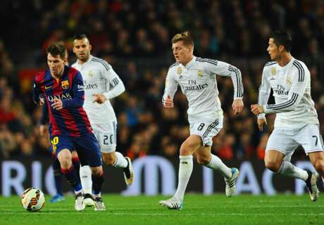 Clasico, Madrid derby & top Liga dates