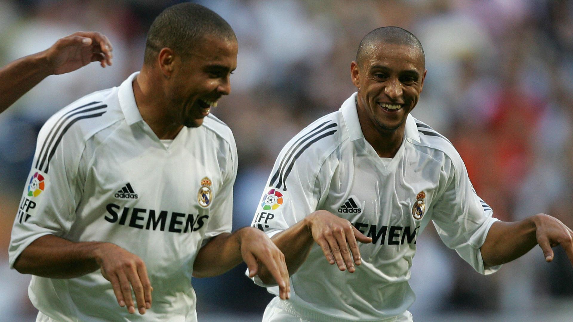 "Real Madrid, Roberto Carlos : ""J'ai dormi plus souvent avec Ronaldo qu'avec ma femme"""