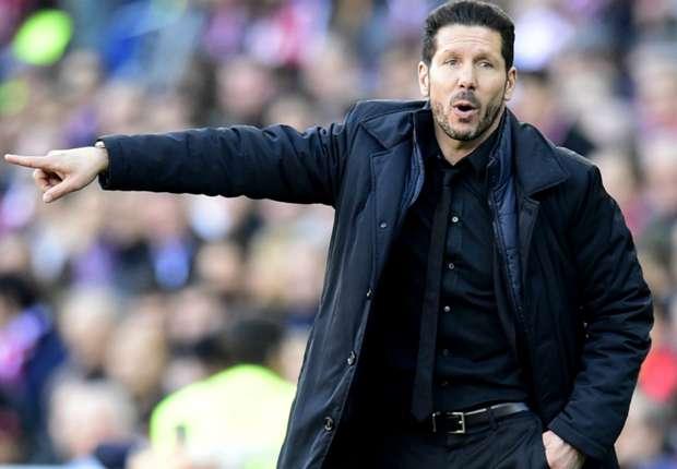 Simeone: Atletico still on track despite Villarreal draw