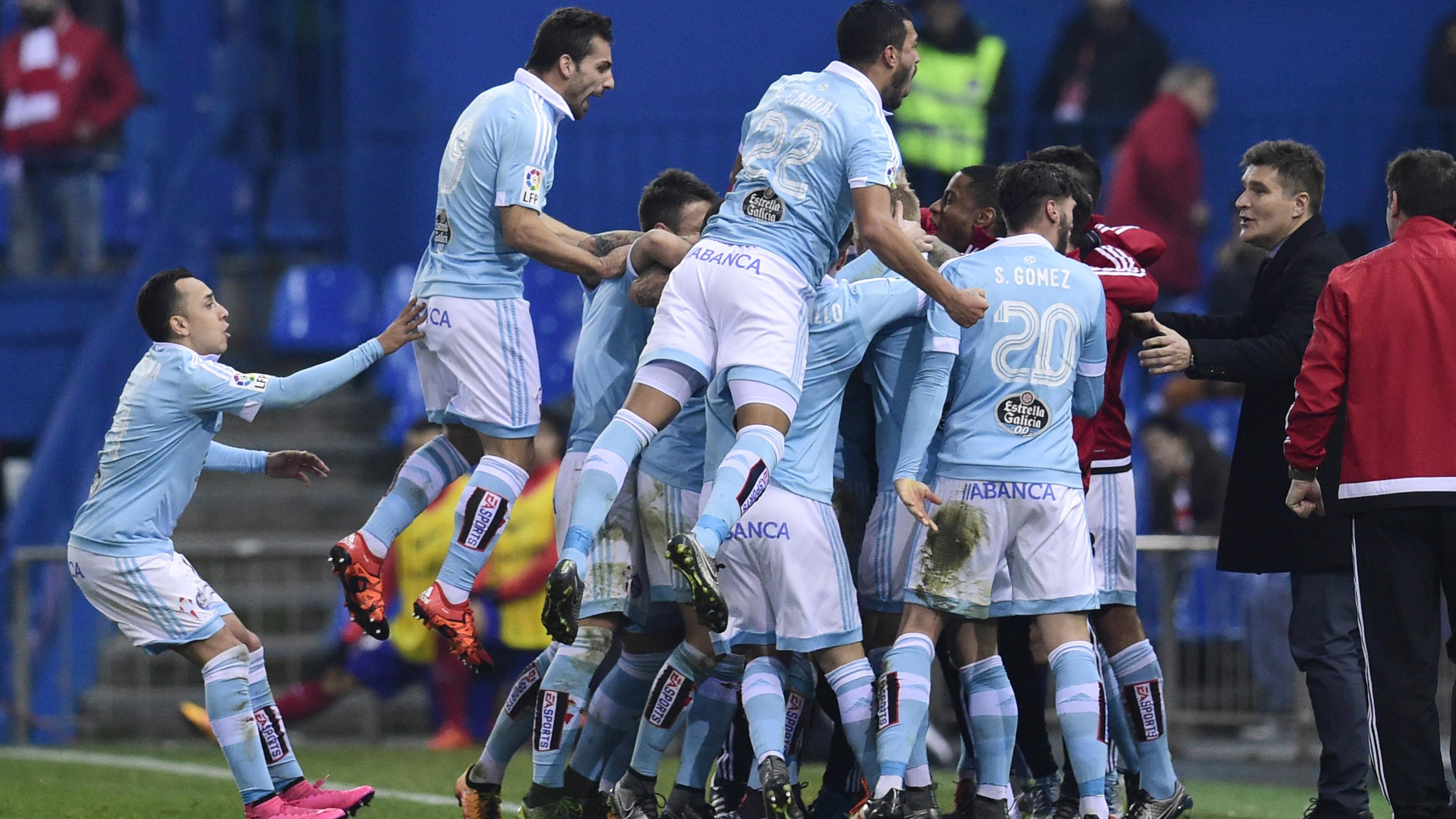 Video: Atletico Madrid vs Celta de Vigo