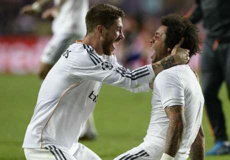 El Real Madrid, abonado a la épica