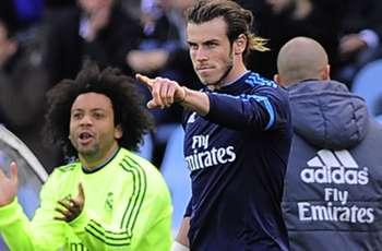 Zidane: Bale can match Ronaldo's run