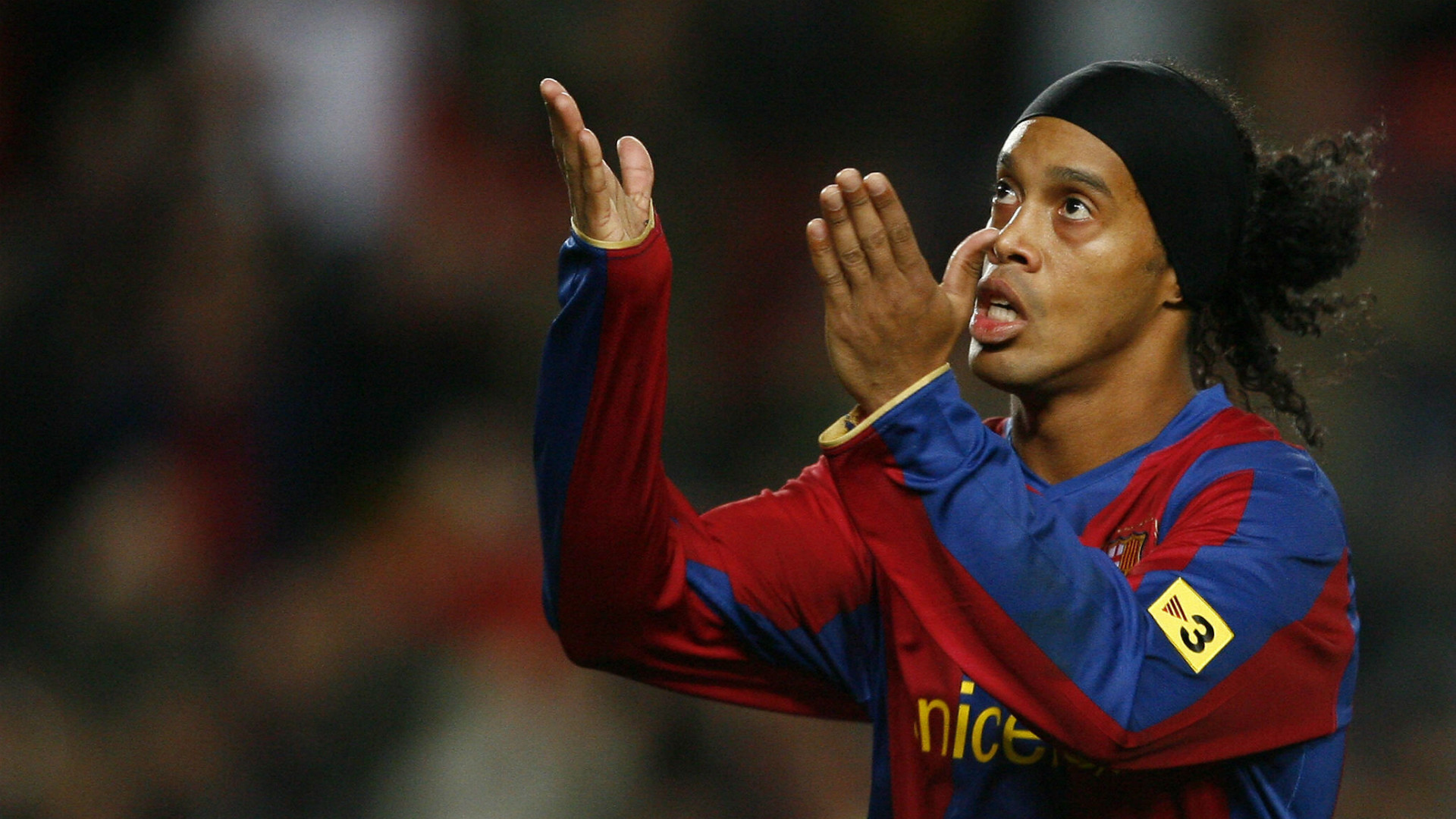 Football player ronaldinho