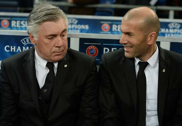 Bayern Munich vs Real Madrid Preview: Ancelotti wishes Zidane luck - but not in Europe