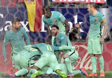 VIDÉO - Le but de Messi face à l'Atléti