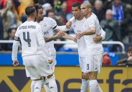 IN PICS: Real's route to the CL final