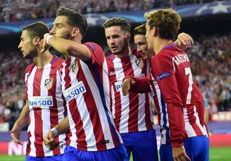 Atletico see off Bayern again