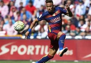 Neymar si 'traveste' da ds