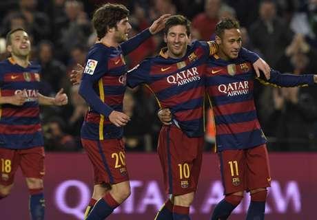 Barça-Valence 7-0, résumé de match
