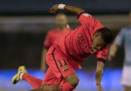 Barca hält torhungriges Real auf Distanz