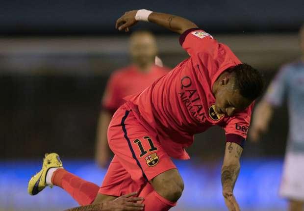 Beinahe wären Neymar & Co. in Galizien gestolpert