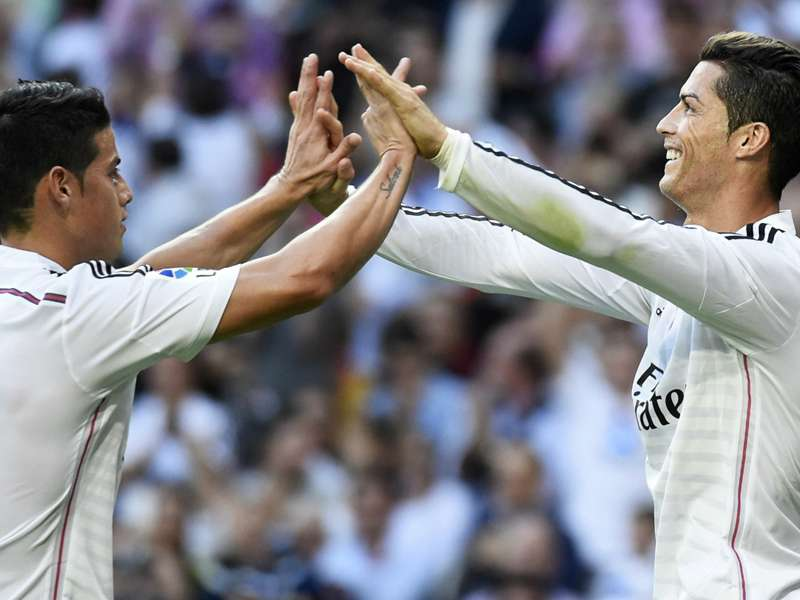 Madrid on course for 200 in a season as Real and Ronaldo go goal crazy