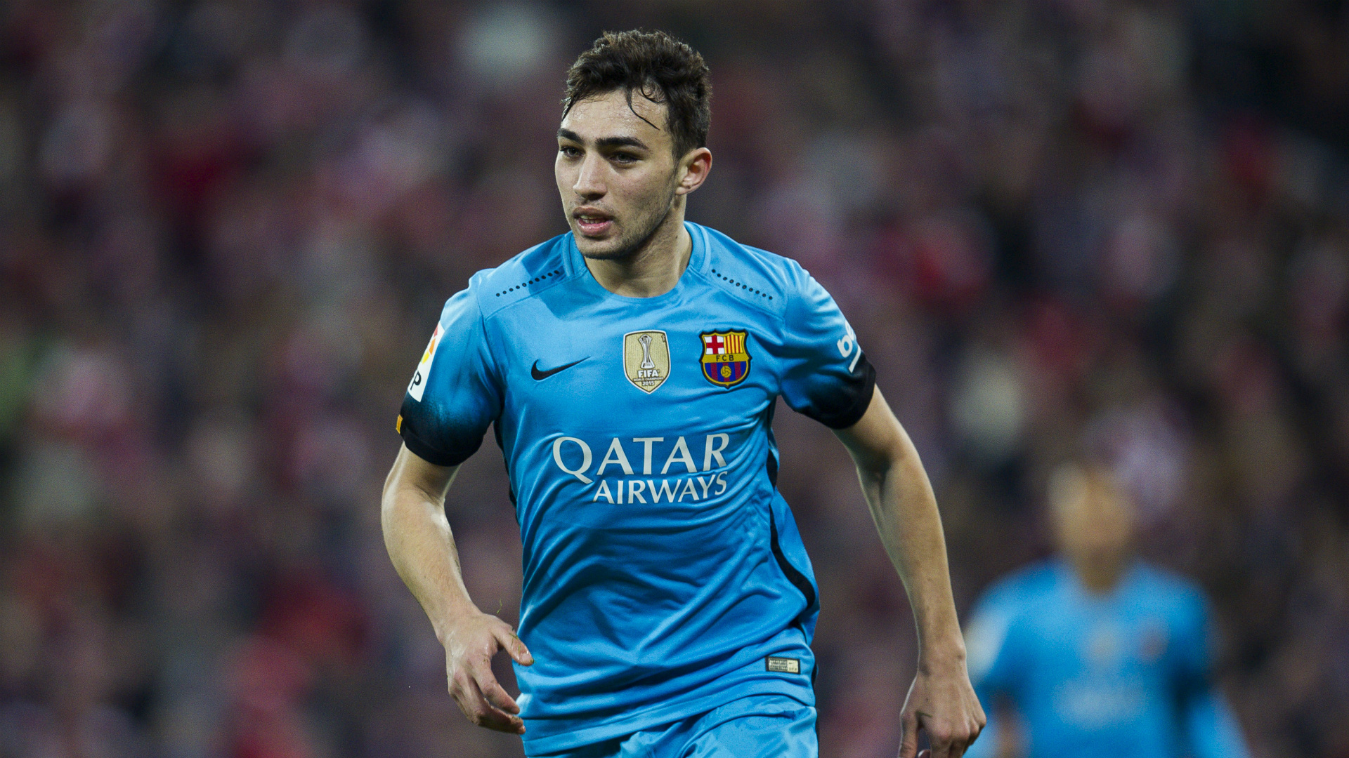 munir can be fourth forward messi over argentina woes On r barcelona