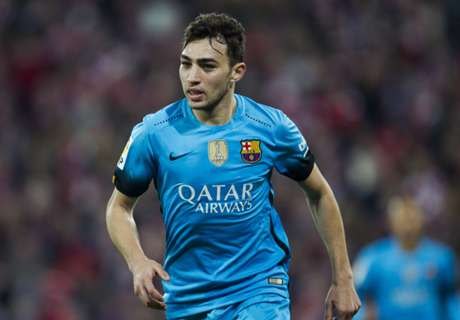Forget Alcacer, Munir is all Barca need