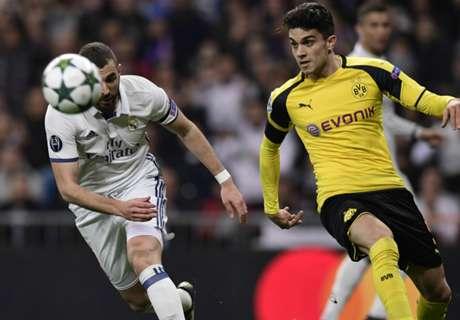 UCL: Real Madrid 2 x 2 Dortmund