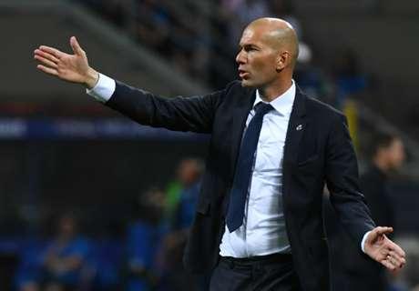 Zidane: Madrid Punya Banyak PR