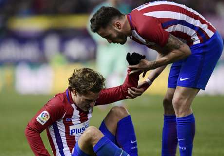 Saul wants Griez to stay at Atleti