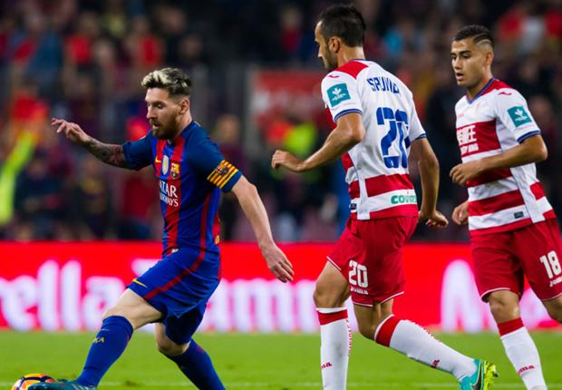 FC Barcelone - Grenade 1-0, le Barça assure l