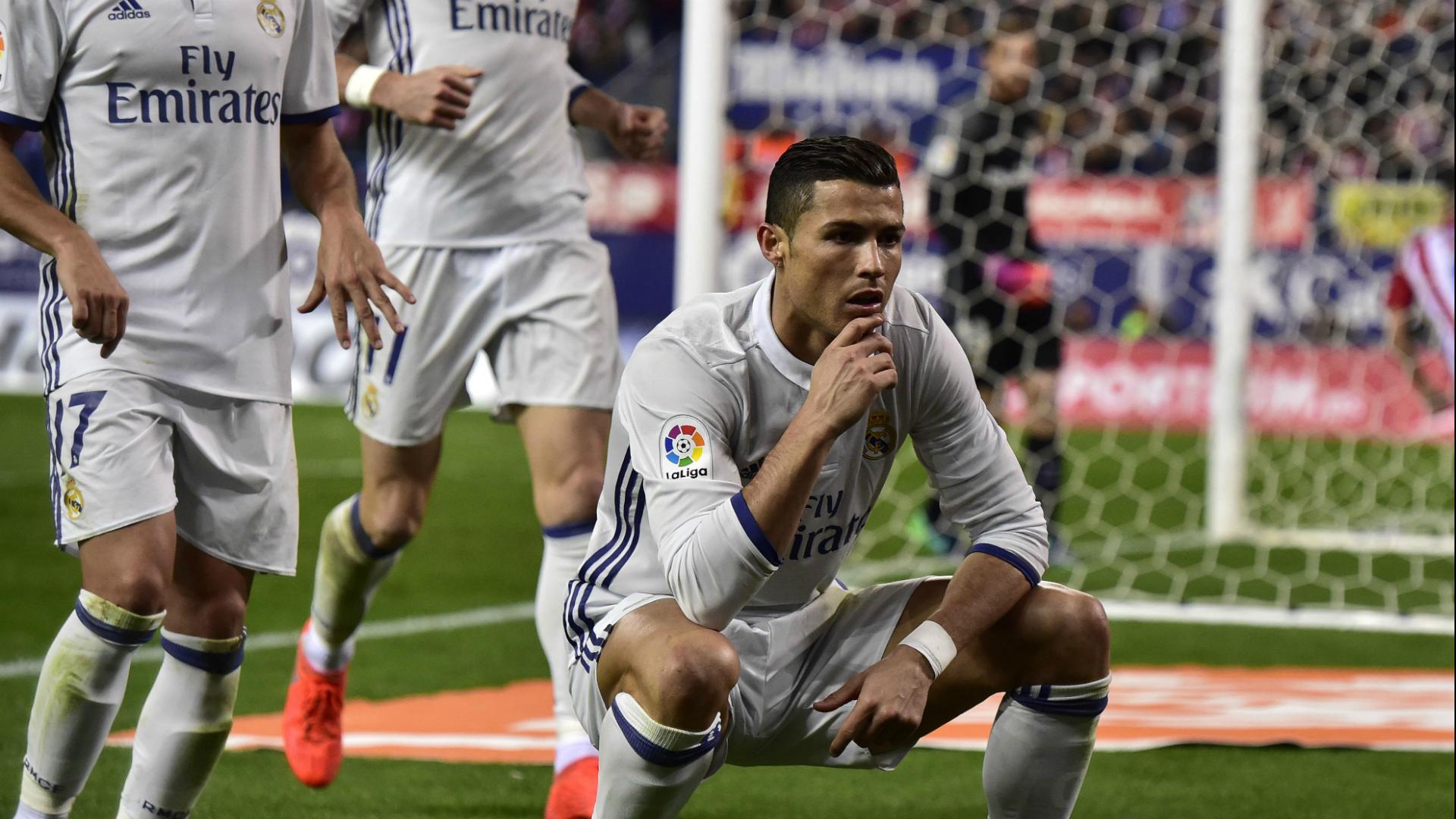 El Madrid se dispara en el derbi.