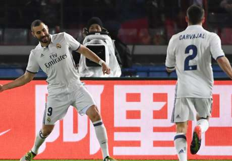 VIDEO - Le but de Benzema pour le Real face à Kashima