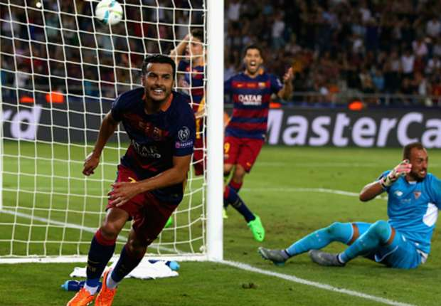 Barcelone 5-4 Seville : Le Barça remporte la Supercoupe d