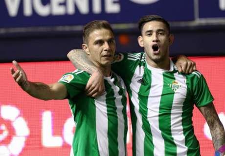 Liga, 9° turno - Colpo del Betis
