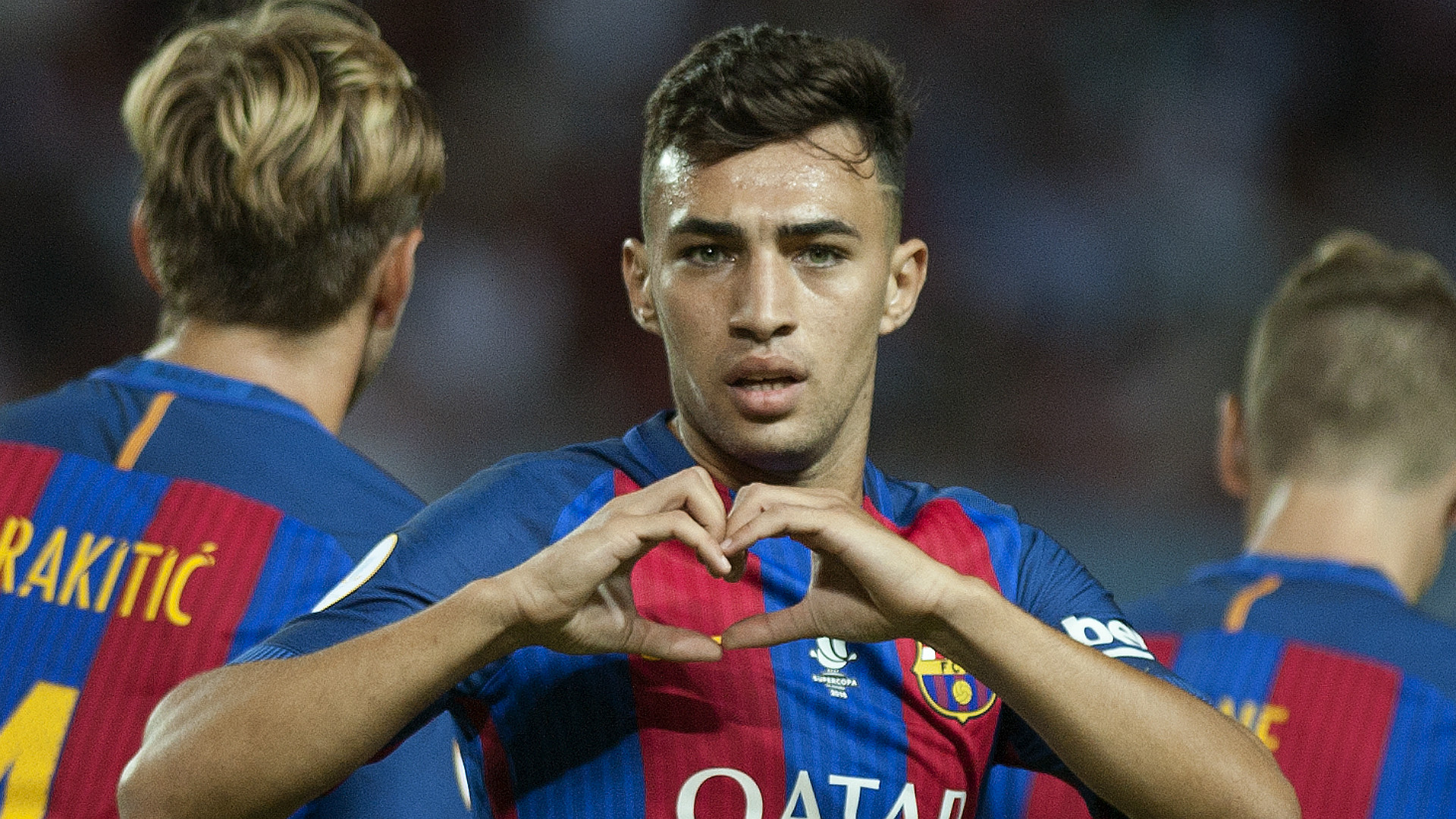 Barça's Munir El Haddadi added to Spain squad | barca | sport.es