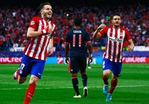 <strong>Atlético de Madrid 1-0 Bayern de Munich</strong> El conjunto colchonero venció por 1-0 gracias a un golazo de Saúl y viajarán a la vuelta en Alemania con ventaja.