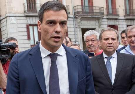 Sánchez no habría suspendido el Bélgica - España