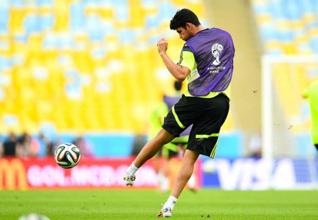 Diego Costa: Mi futuro está más en el Chelsea que en el Atlético de Madrid