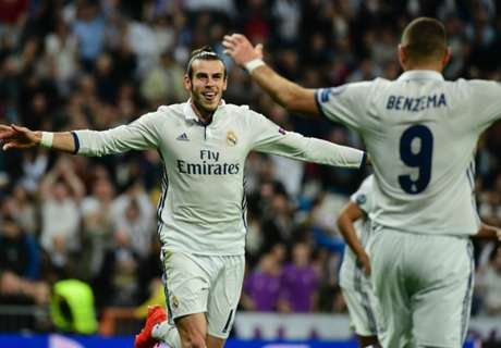 VIDÉO : l'ouverture du score de Bale