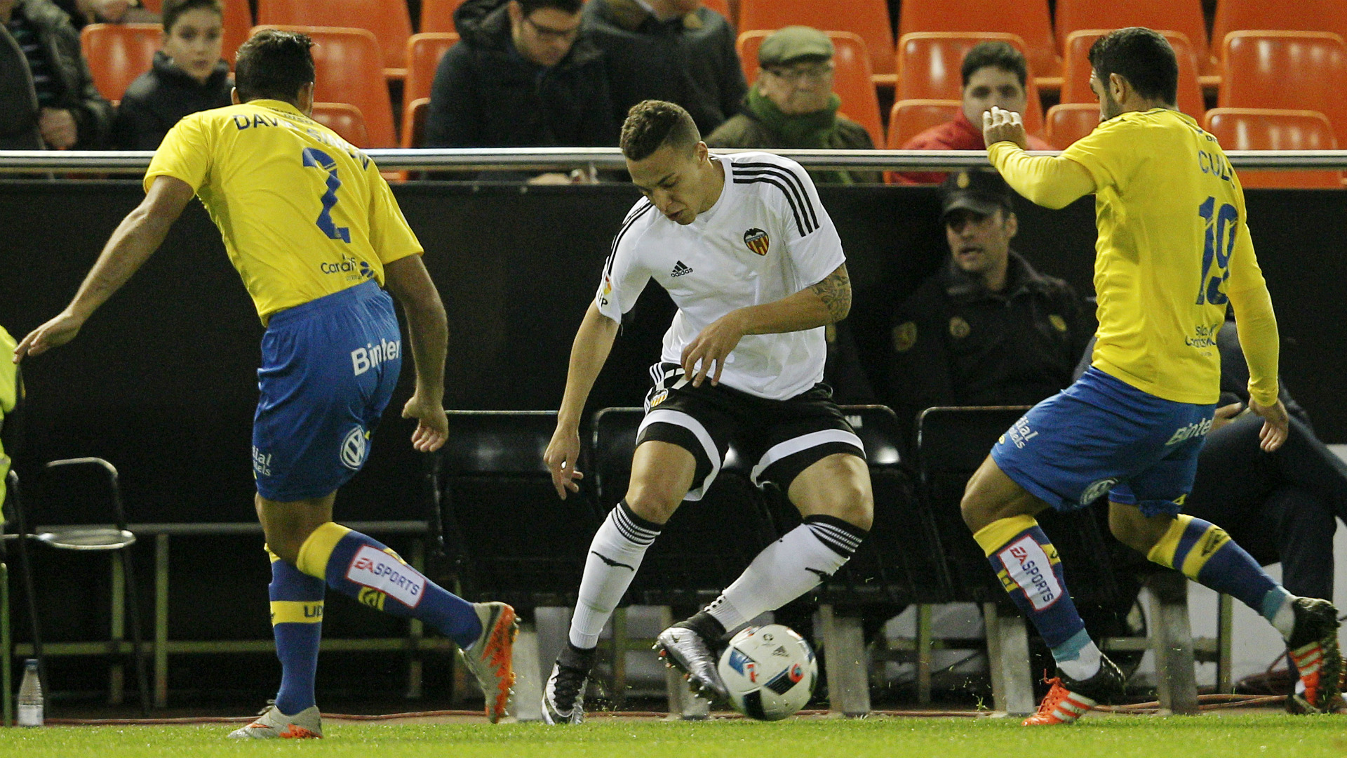 Video: Las Palmas vs Valencia