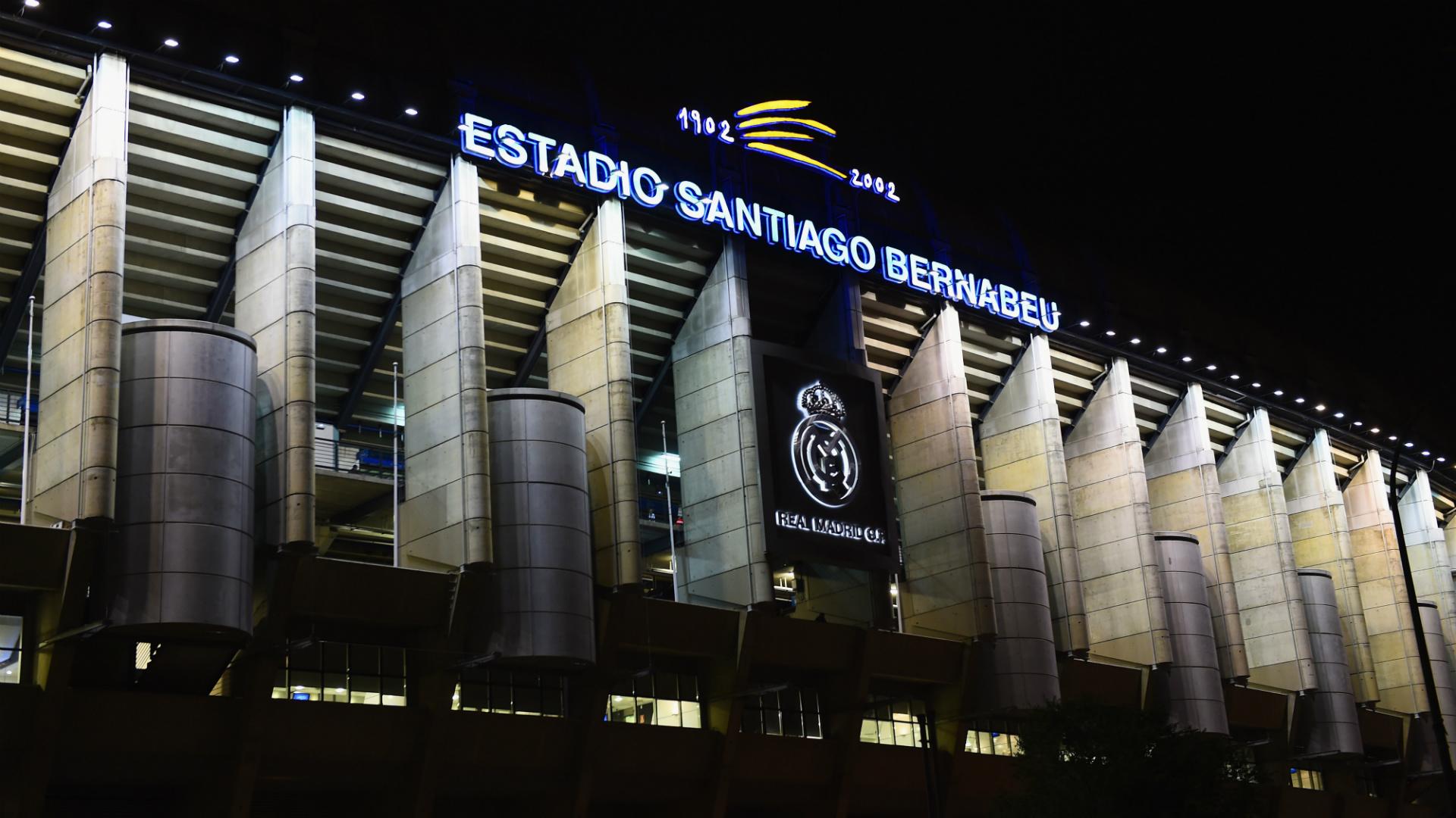 Santiago Bernabeu Stadium Real Madrid Liverpool UEFA Champions League 11042014 - Goal.com