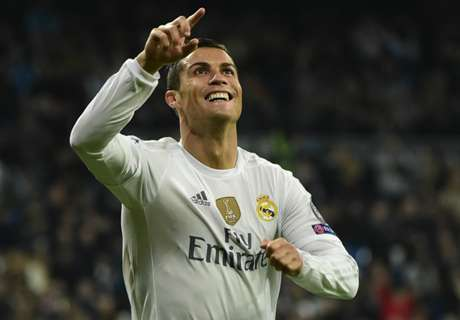 Real Madrid 8-0 Malmo: CR7 scores four