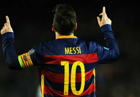 Animasi: Messi Meng-KO CR7!