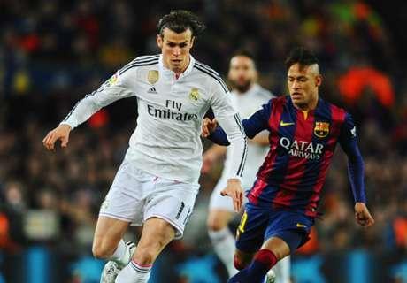 O outro triplete do Barcelona sobre o Real Madrid