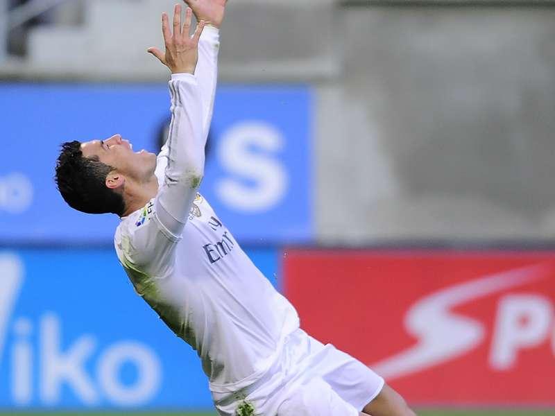 Cristiano Ronaldo devient le troisième meilleur buteur de la Liga