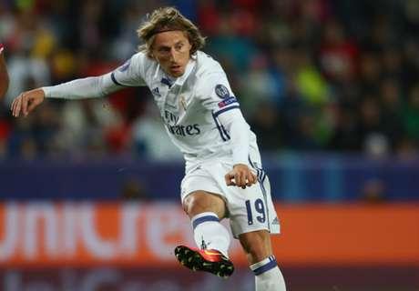 Luka Modric sur la bonne voie