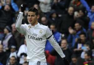 JAMES RODRÍGUEZ: La transacción más cara hasta el momento por un futbolista colombiano, la hizo el Real Madrid al pagarle 80 millones de euros al Mónaco en 2014.