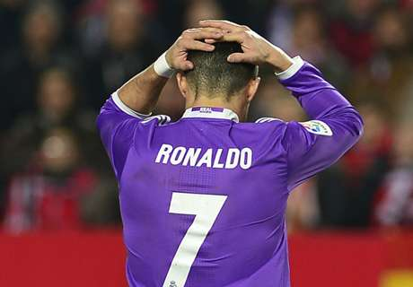Ramos mistake sinks Madrid